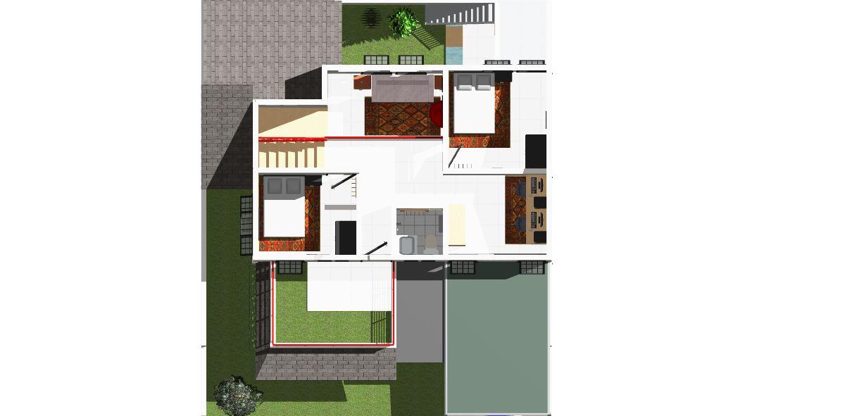 Image Result For Desain Rumah Minimalis Modern  Lantai Ukuran X
