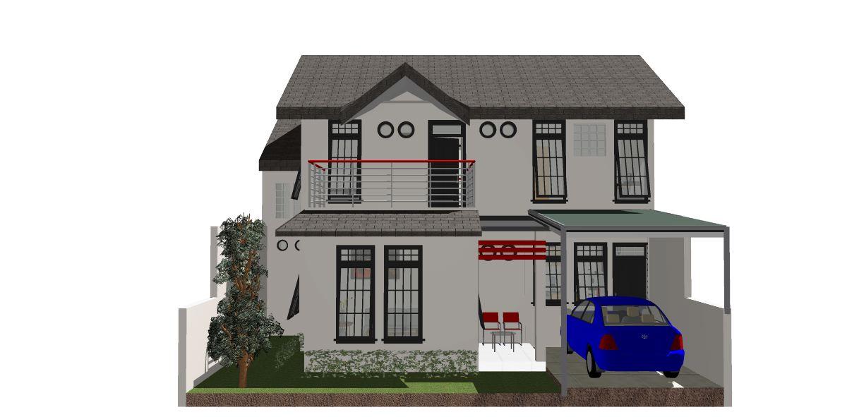 lebar tanah 6 meter archives studio arsitek desain rumah