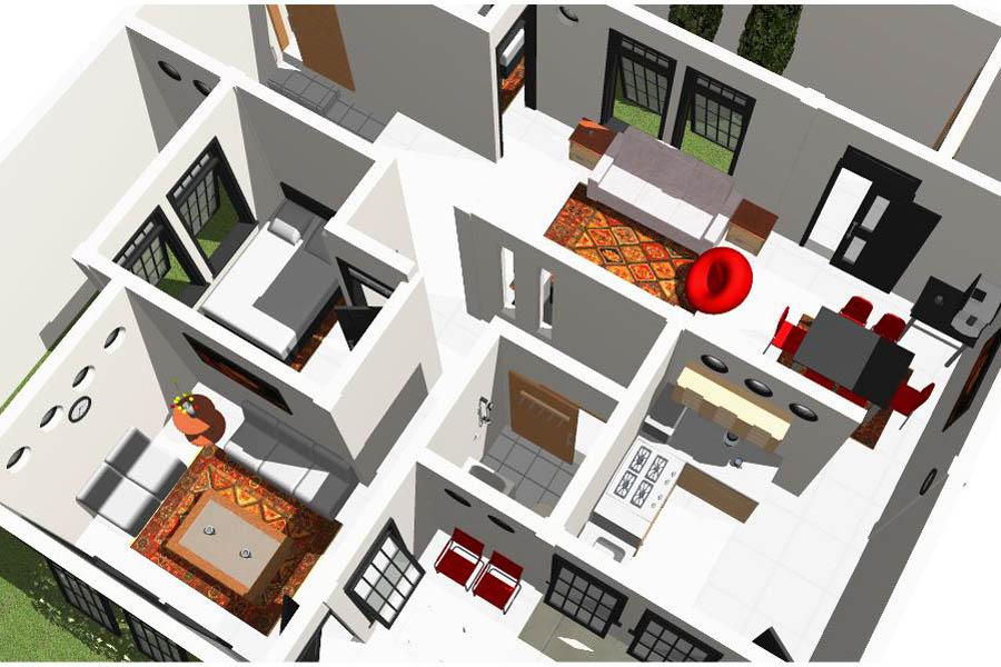 Desain Rumah Sederhana 10 x 12 meter \u2013 Aryansah\u002639;s mind trash\u2026