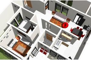 Tampak Depan Rumah 6 12 Minimalis