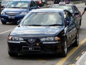 Mobil Proton.. produk asli Malaysia.. dan Mereka Bangga dengan buatan ...